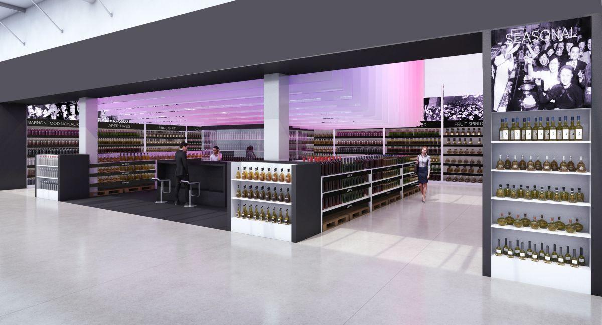 Řetězec otevírá v pražských Stodůlkách nové oddělení prémiového alkoholu a chce přitáhnout do svých obchodů labužníky