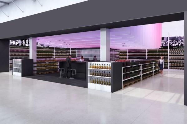 Makro mění své obchody na Království jídla