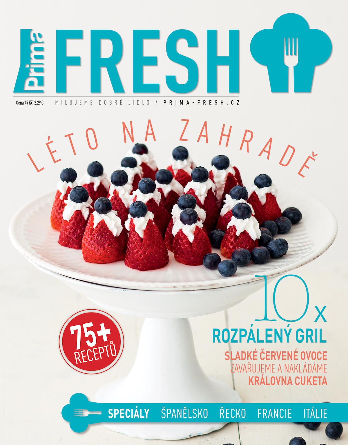 Časopis Fresh