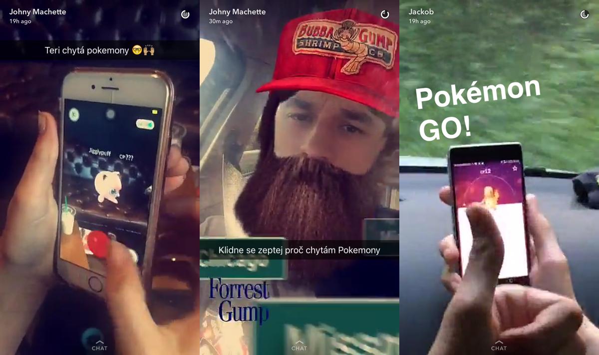 Pokémon Go si hned získal podporu předních influencerů