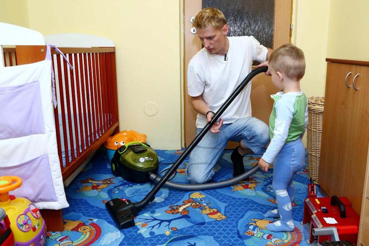 Reality show Táta na plný úvazek ukáže muže v roli matek. Foto: TV Prima