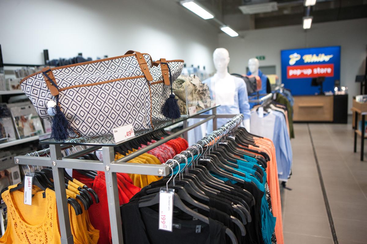 Tchibo pokračuje se sítí pop-up stores napříč republikou