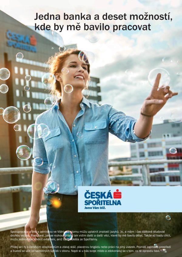 Česká pojišťovna vytvořila náborová videa pro nové potenciální zaměstnance