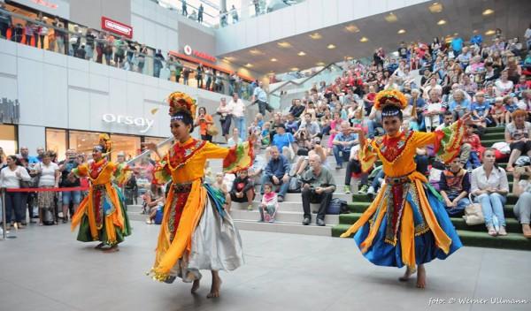 Z loňského ročníku Folklor bez hranic, který se i letos v Ostravě uskuteční