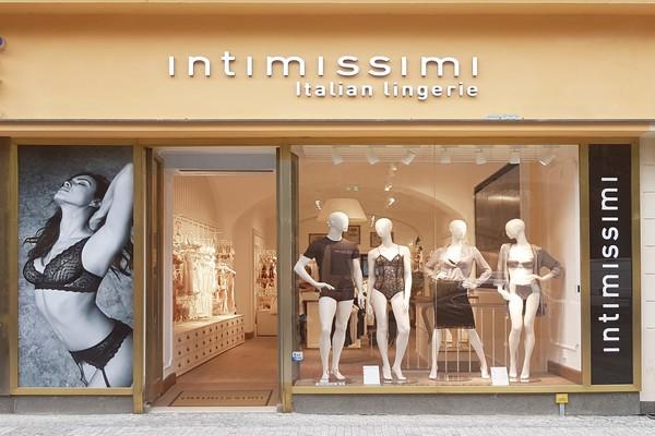 Nová prodejna Intimissimi se v polovině srpna otevřela v ulici Na příkopě