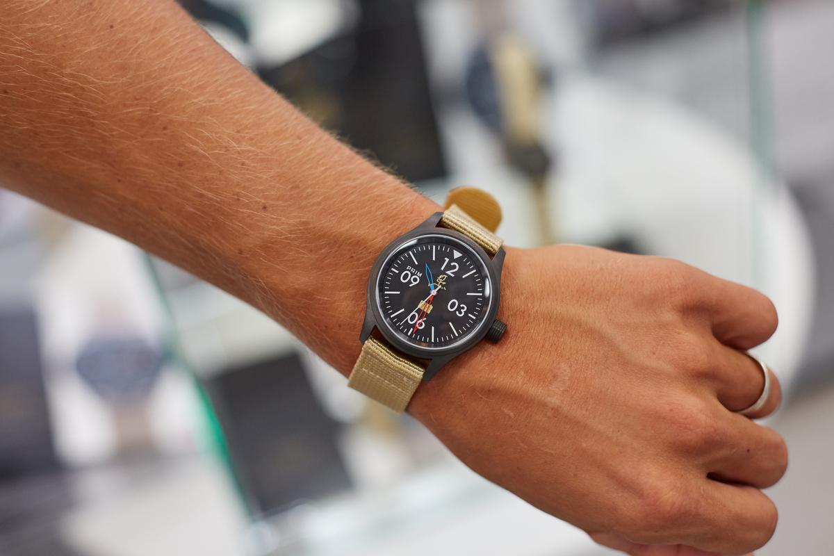 Značka Prim uvedla u příležitosti Ria speciální olympijskou edici hodinek
