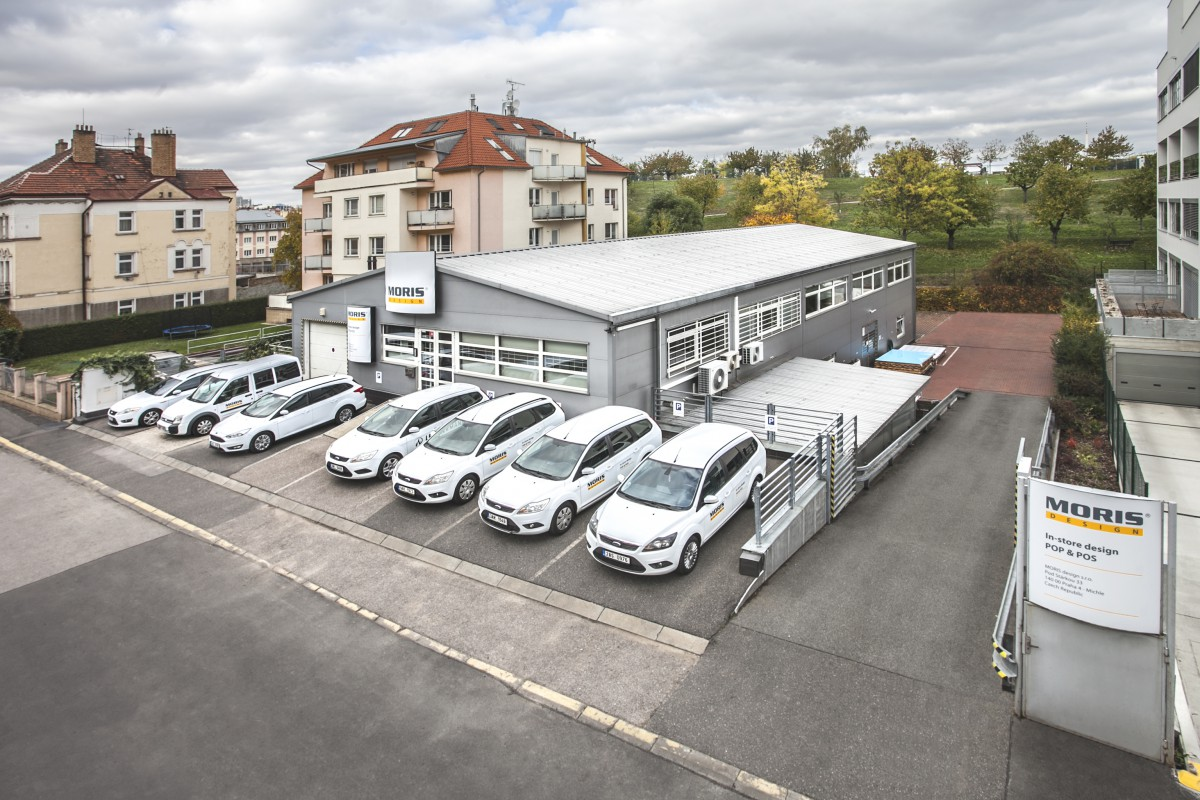 Firma Moris design navyšuje své výrobní kapacity a přesouvá se do Štěrbohol