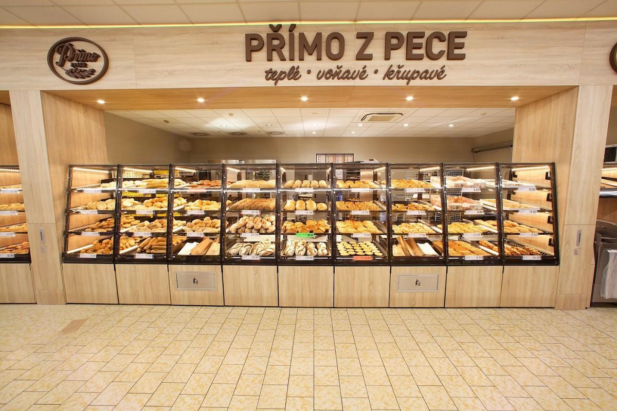 I pekárny mají vypadat luxusněji, Lidl už nechce působit jako ten levnější supermarket