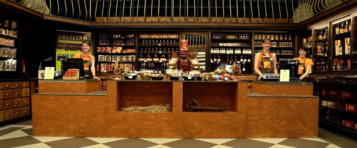 Sklizeno-Foodie market by se měl pomocí franšíz rozšířit již během tohoto roku