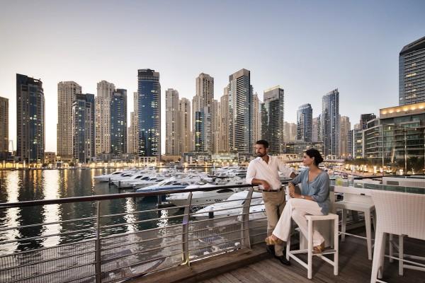 Dubaj chce víc turistů z Evropy, pomůže Osúch