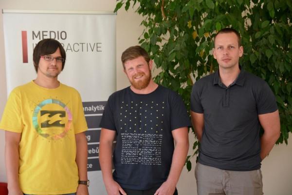 Medio Interactive má lidi z H1, eBay i Adexpresu