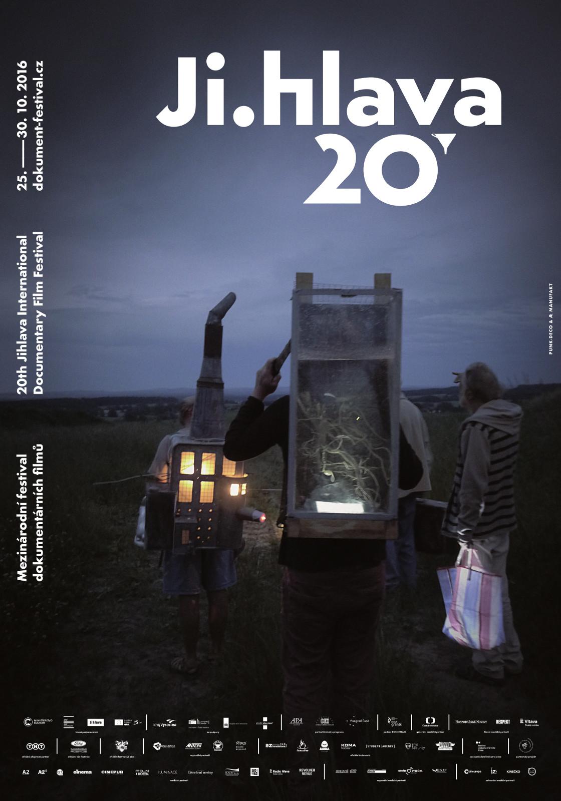 Plakát aktuálního ročníku jihlavského festivalu