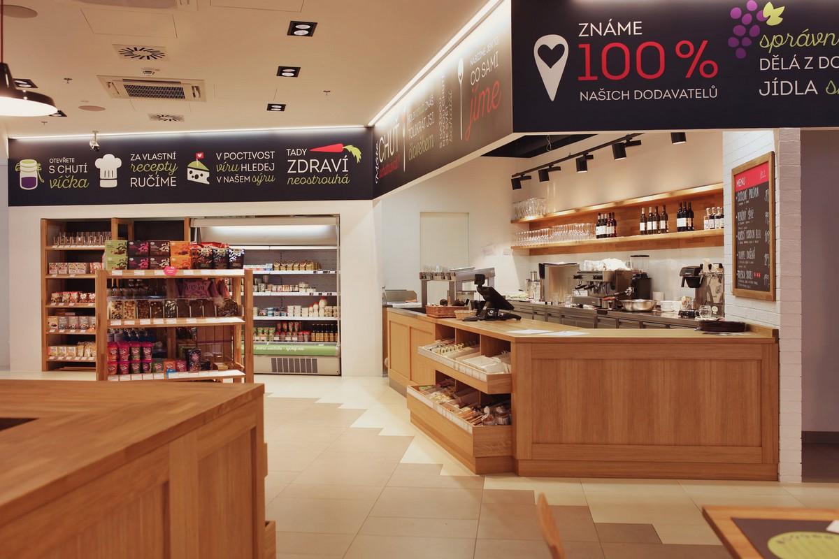My Food Market nabízí franšízovou spolupráci pro svůj koncept Snack&Market