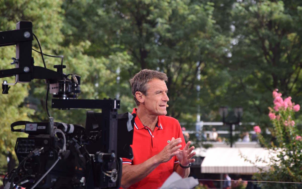 Mats Wilander na Eurosportu