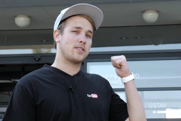 Youtuber Jirka Král dělá další charitativní stream
