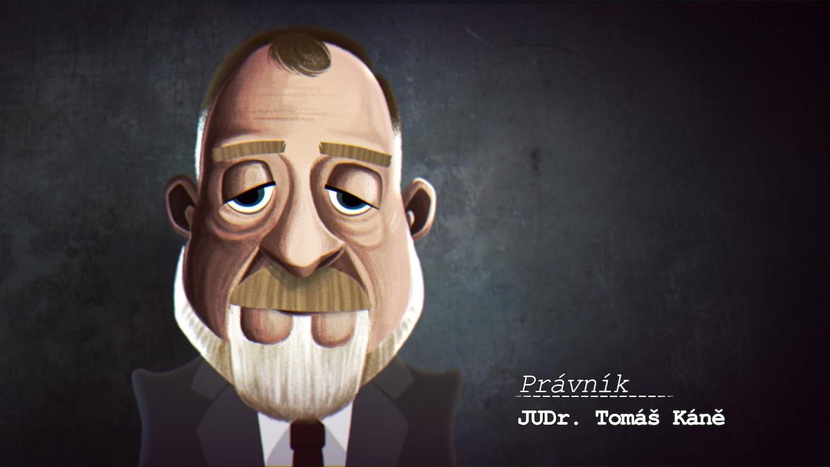 Tomáš Sokol jako Tomáš Káně