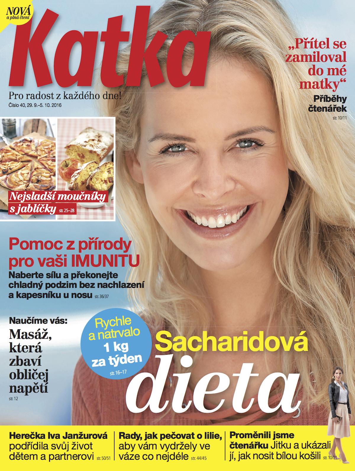 Časopis Katka v novém