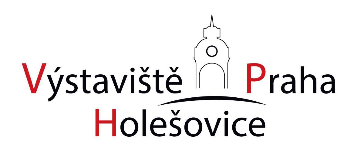 Stávající logo holešovického výstaviště