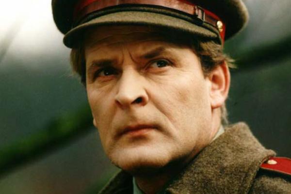Vladimír Brabec jako major Zeman. Repro: Česká televize