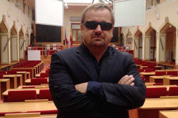 Petr Fischer. Foto: Česká televize
