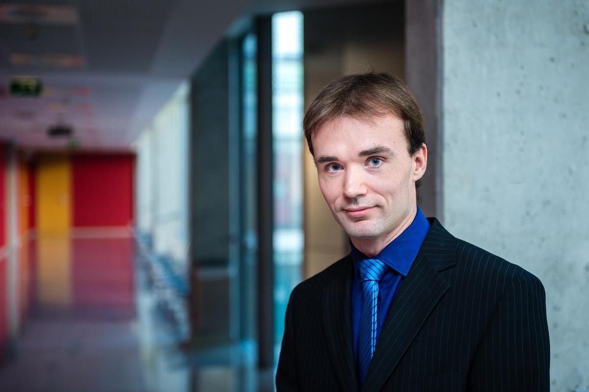 Jiří Fröhlich. Foto: Vojta Herout