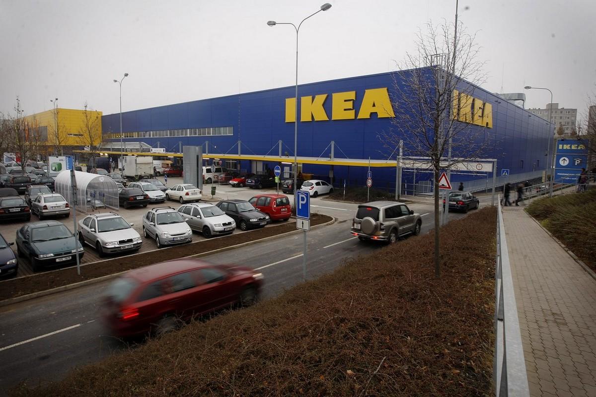 Ikea. Ilustrační foto: Profimedia.cz