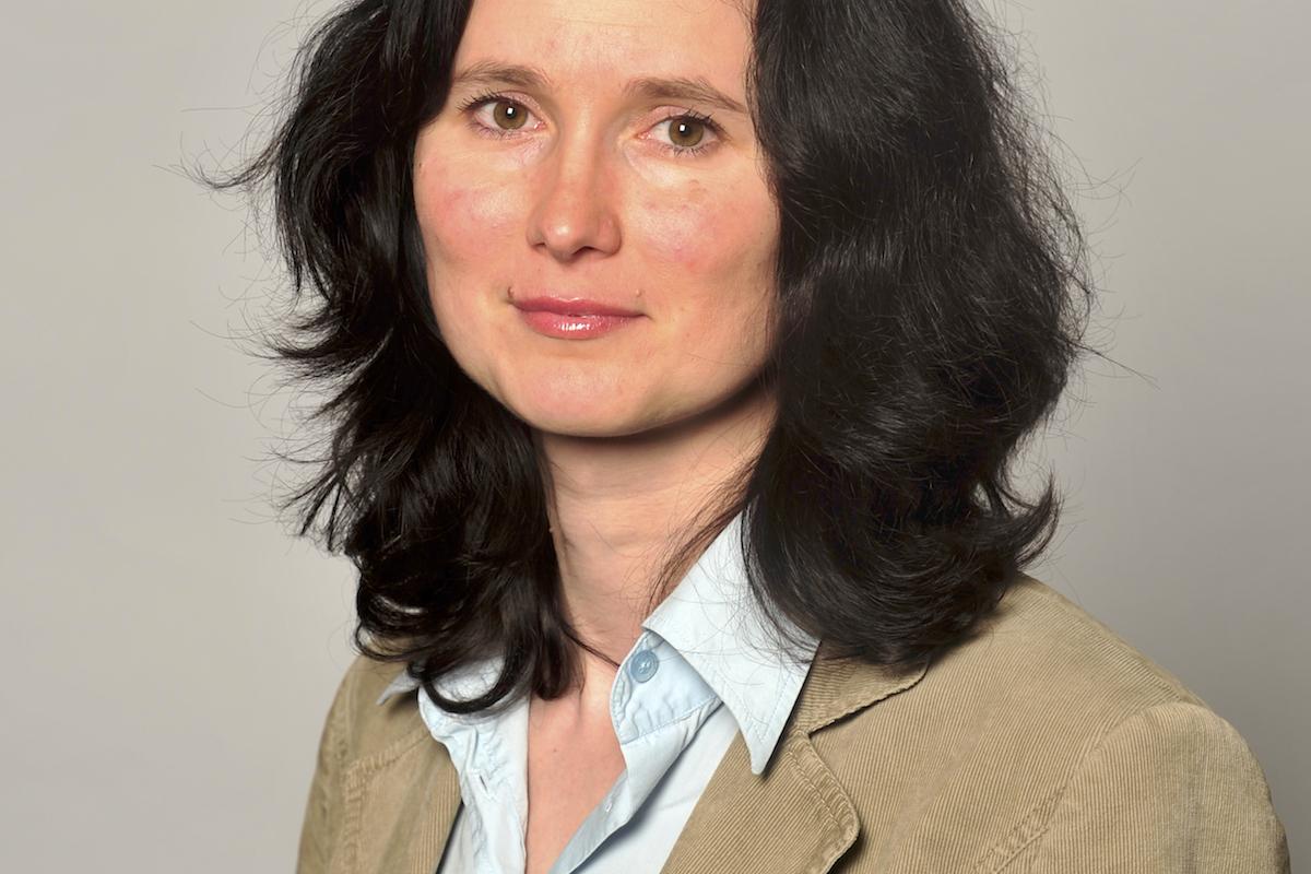 Zuzana Kleknerová. Foto: Economia