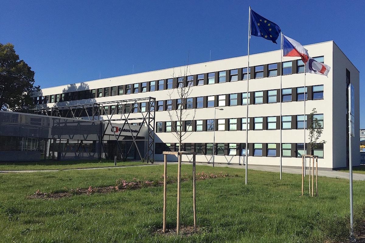 Nové studio ČT v Brně-Líšni. Foto: ČT