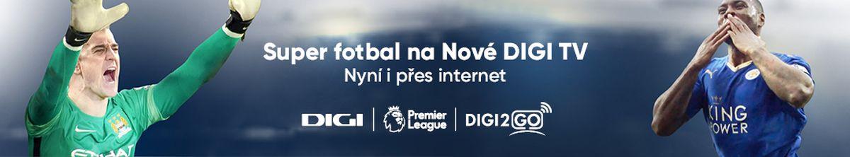 Na vysílání fotbalových přenosů Premier League a La Ligy lákají bannery Aboxs Communications