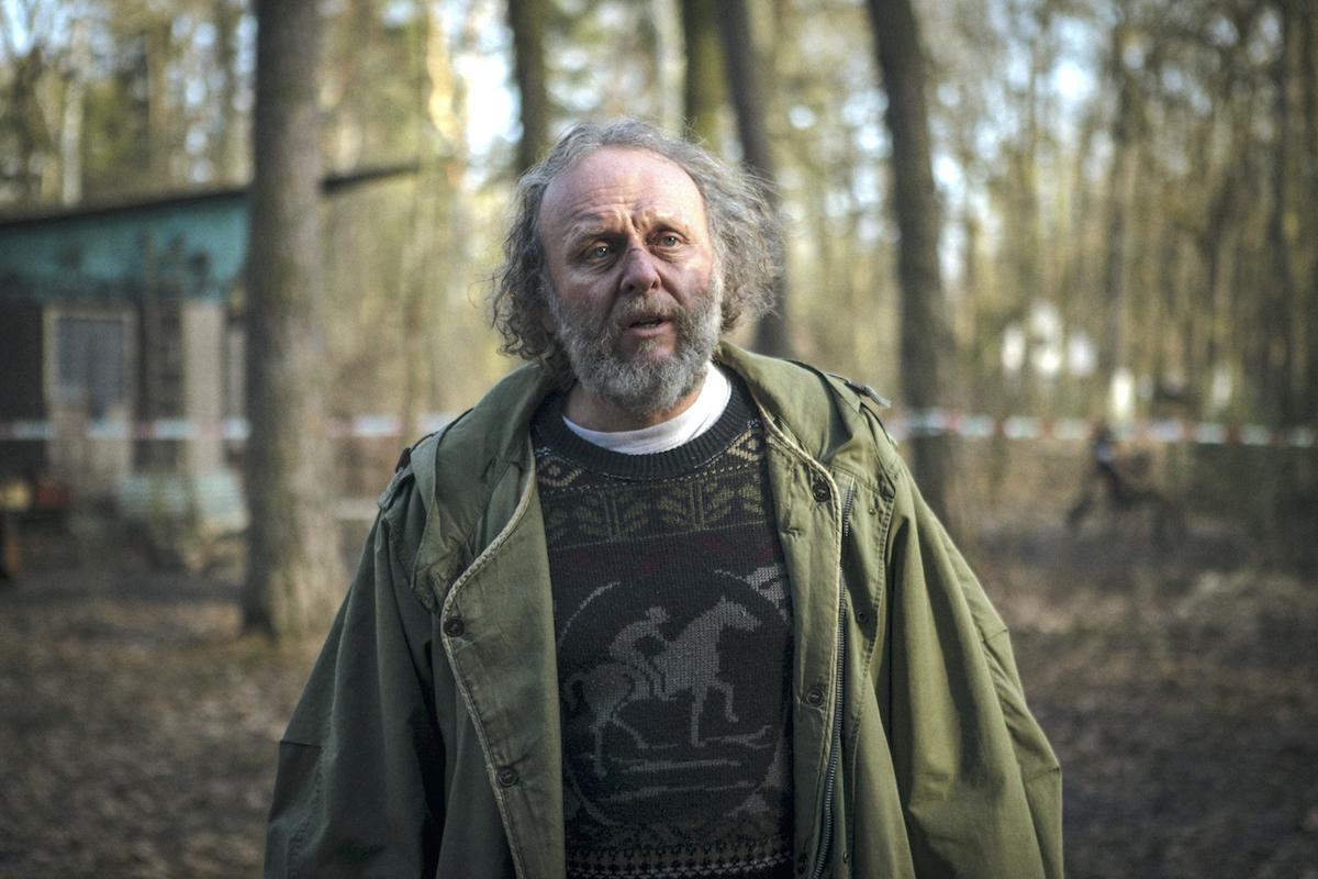 Jaroslav Dušek v seriálu Pustina. Foto: HBO