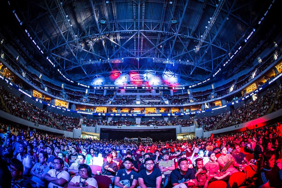Turnaj ESL One v Manile