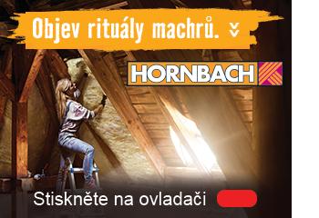 Kampaň Hornbachu v HbbTV na Primě
