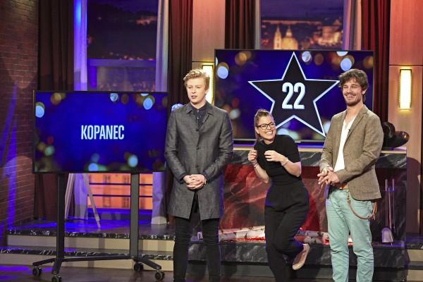Na Nově startuje soutěžní show Hvězdná párty