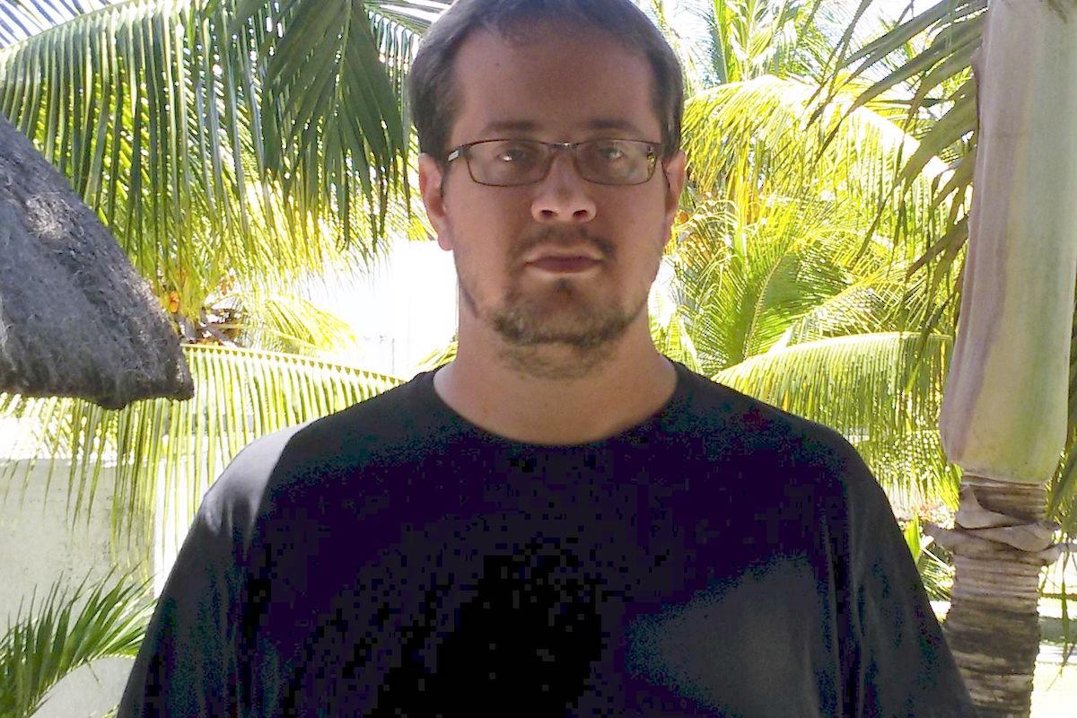 Josef Bouška aktuálně na Mauriciu