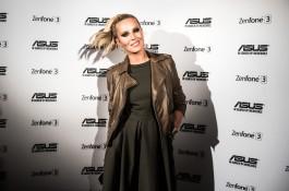 Simona Krainová ambasadorkou telefonů Asus ZenFone 3