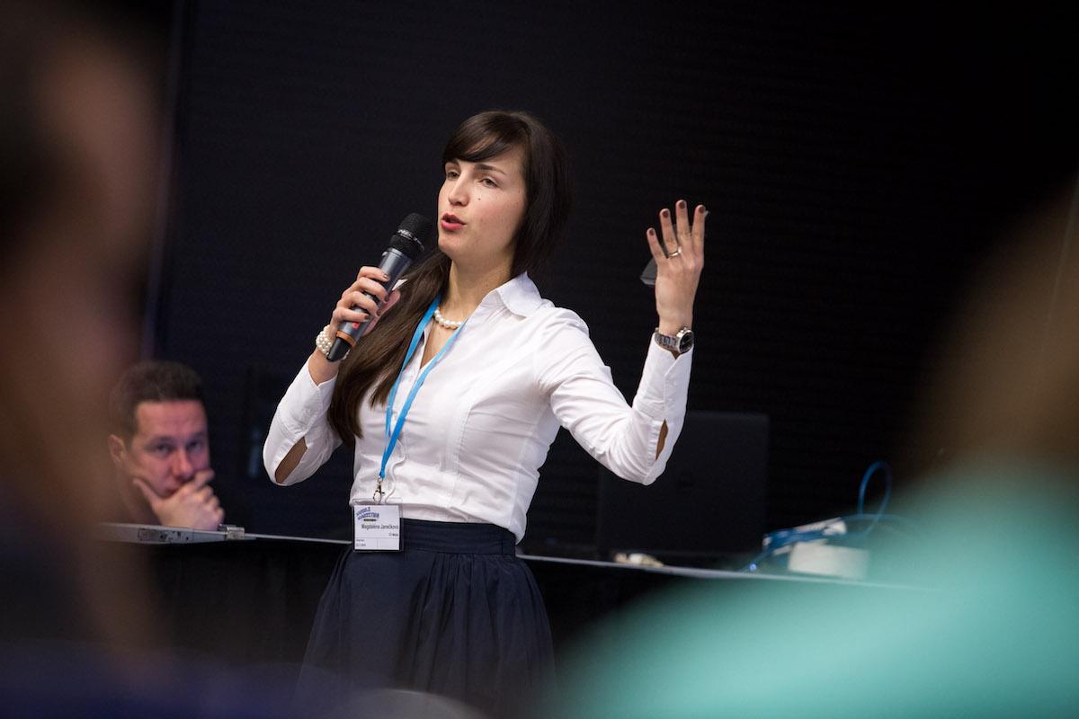 Magdaléna Janečková. Foto: Jiří Šeda