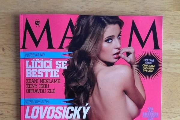 Časopisy Maxim a InStyle končí