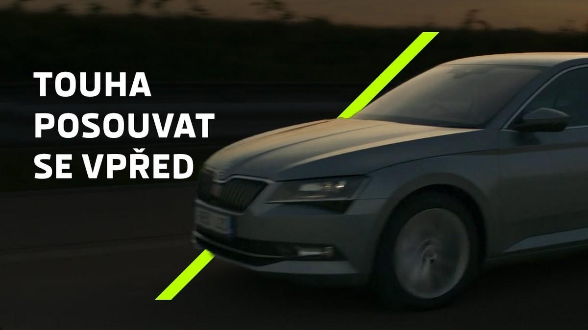 Škoda auto má nový spot, který oslavuje inovace, technologie a nápady