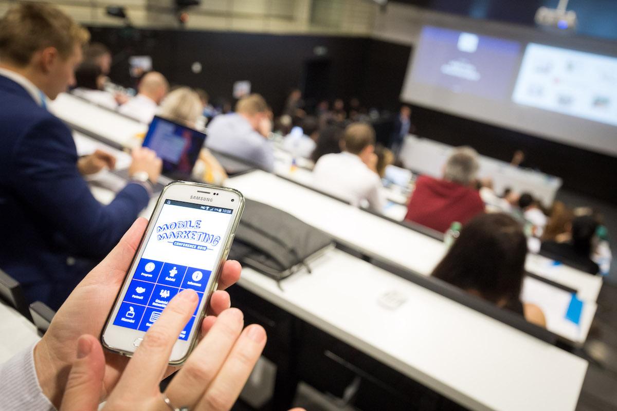 Mobile Marketing 2016. Foto: Jiří Šeda