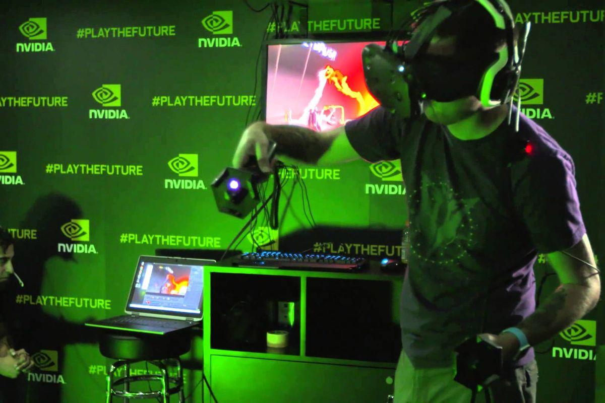 Nvidia uvádí brýle pro virtuální realitu