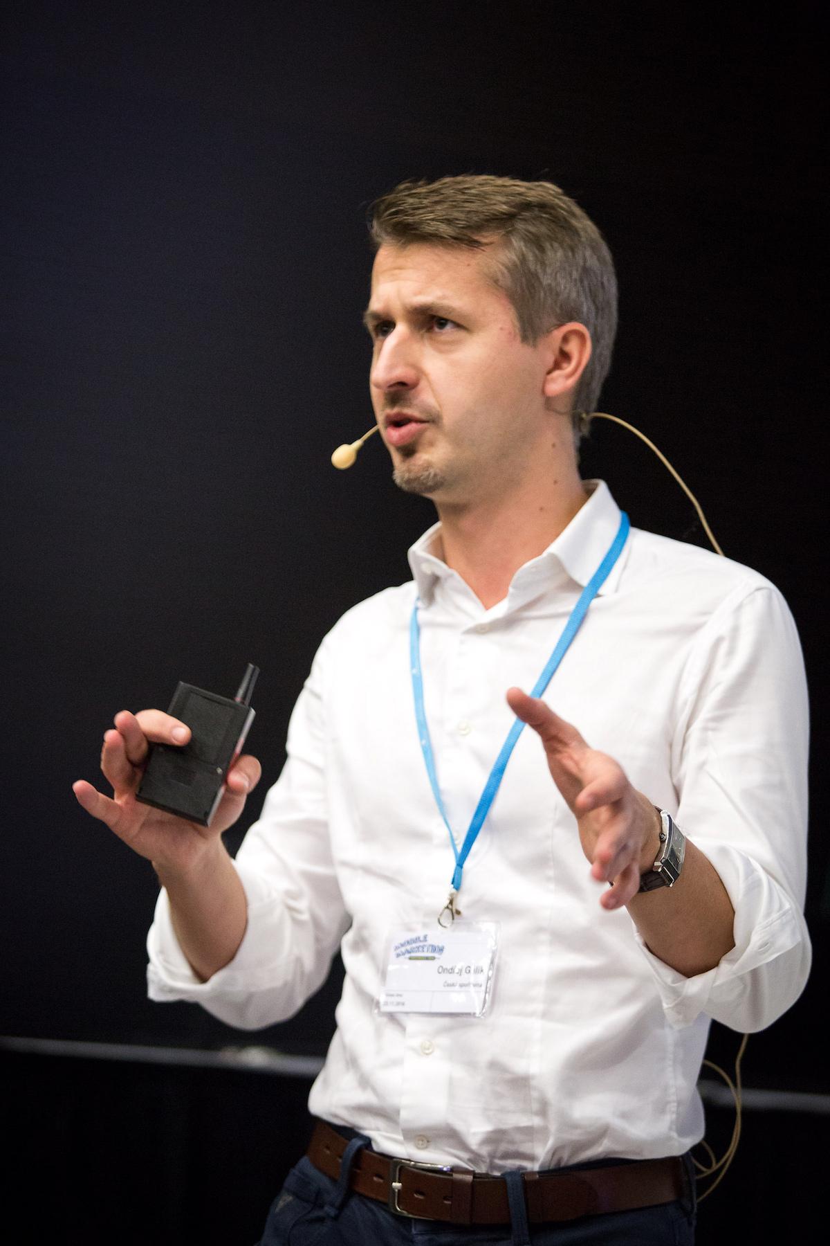 Ondřej Gálik. Foto: Jiří Šeda