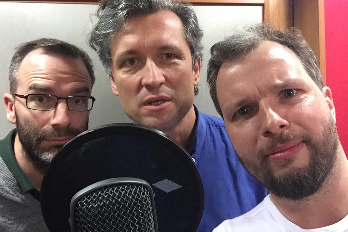Bohumil Pečinka v podcastu Médiáře