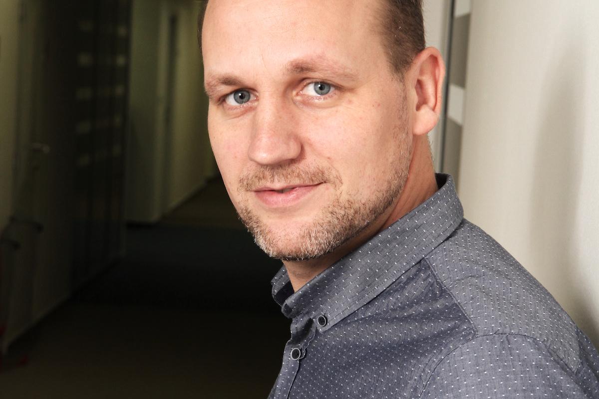 Petr Kabrna, ředitel digitálního oddělení Burdy Praha