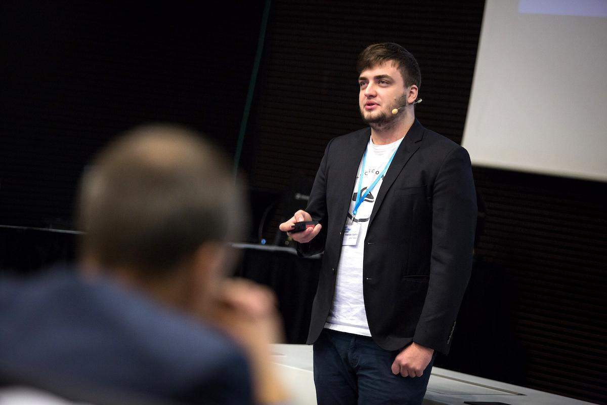 Vladislav Iliushin. Foto: Jiří Šeda