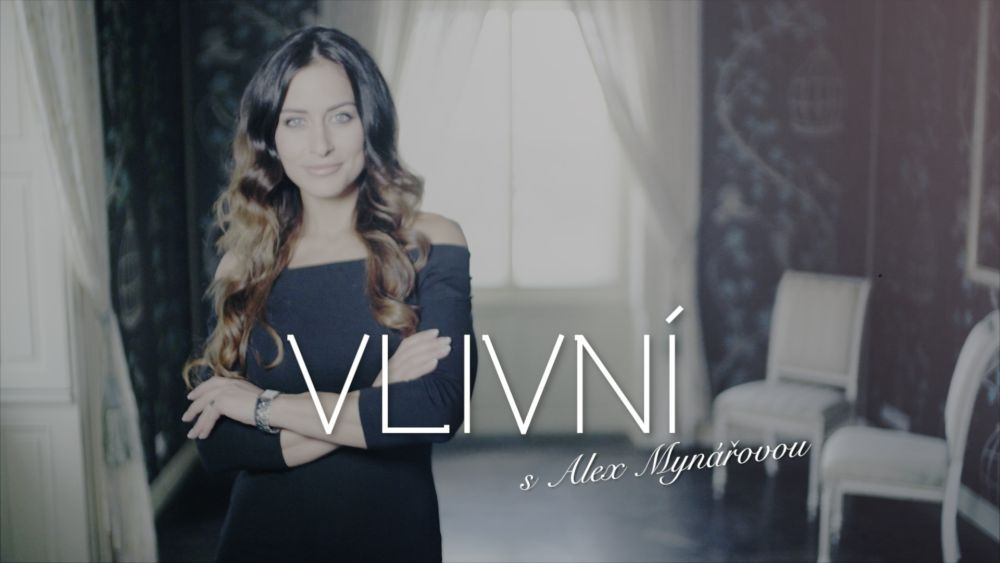 Alexandra Mynářová. Foto: TV Barrandov