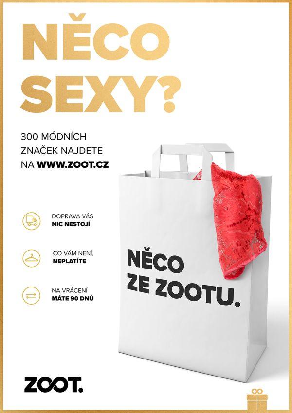 Zoot vytvořil vánoční kampaň poprvé pod taktovou reklamní agentury