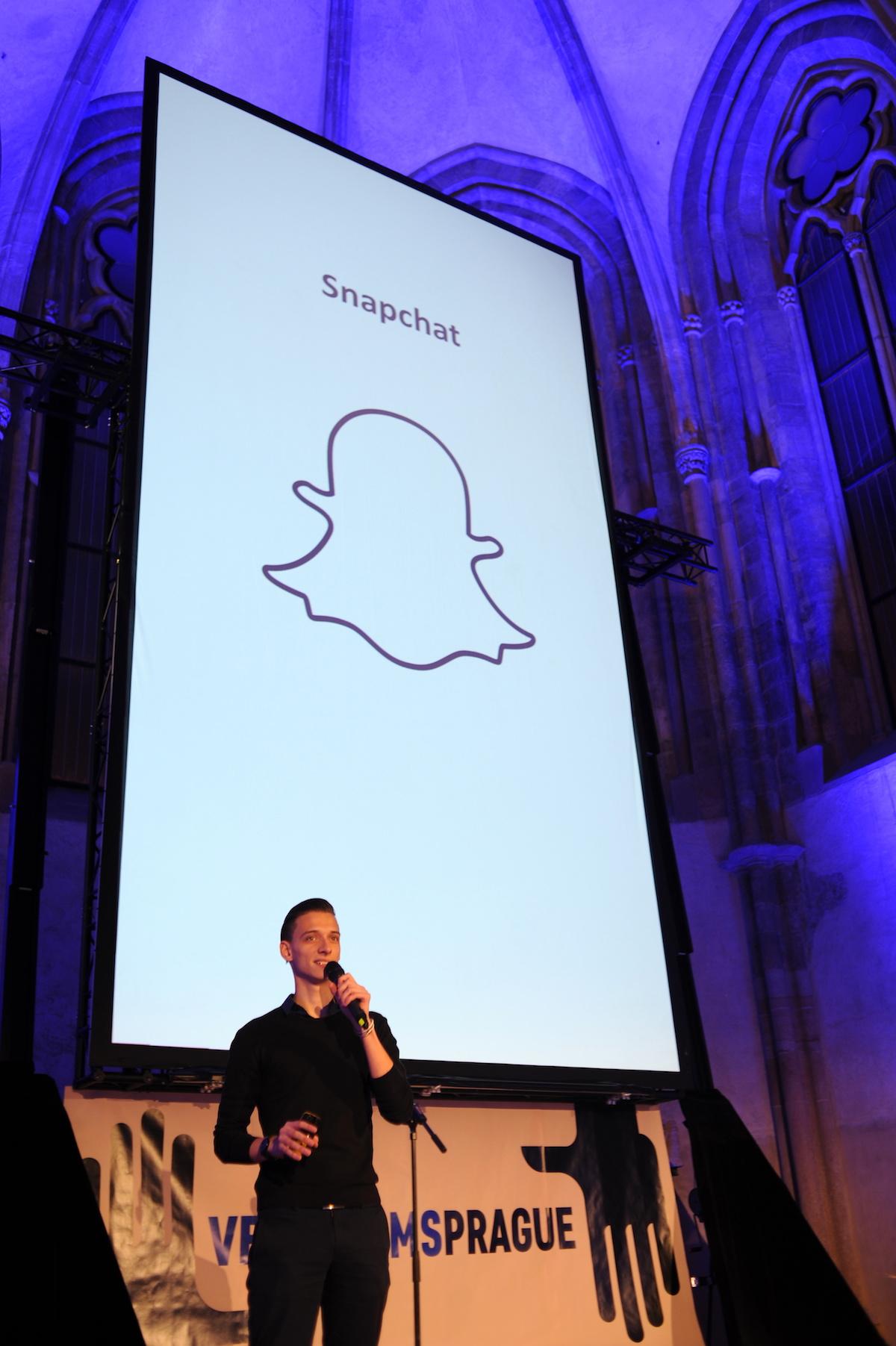 Matyáš Theodor Frydrych z digitální agentury Get Boost. Foto: Jana Lábrová