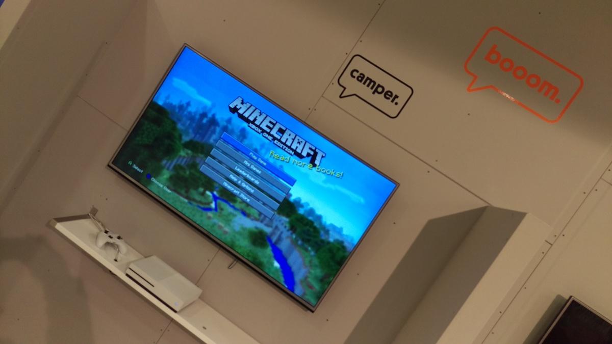 Minecraft v Kotvě