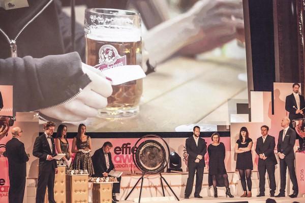 Effie 2016: Grand Prix pro McCann a Gambrinus