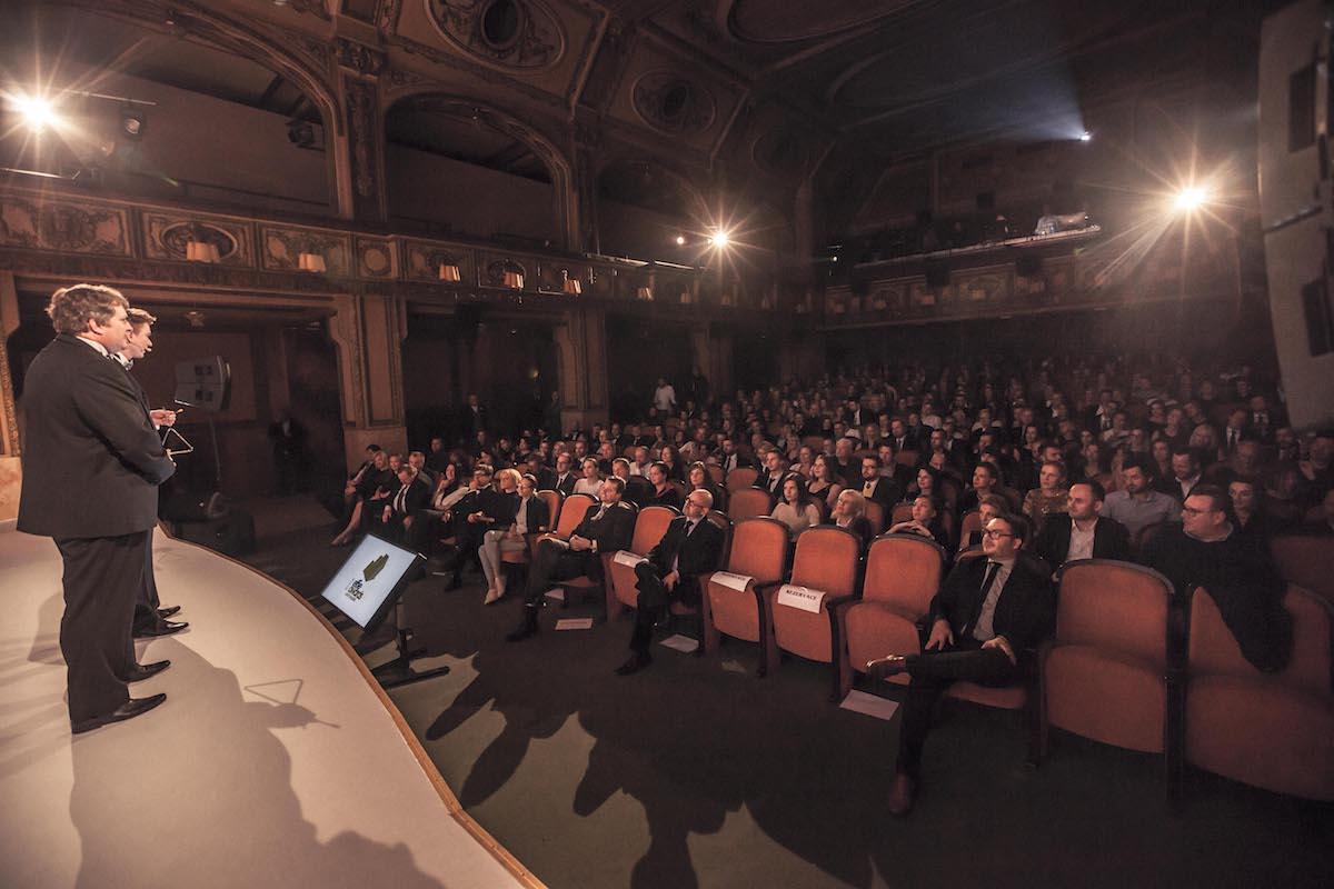 Předávání cen proběhlo v pražském kině Lucerna